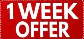 week offer