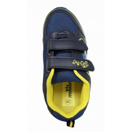 Sports shoes boy Minions DE000790 B2124 NAVY CBLUE 1