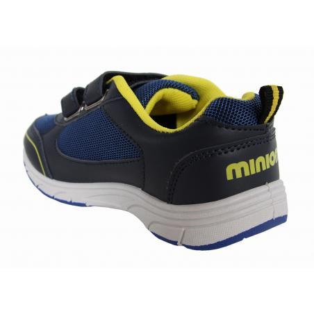 Sports shoes boy Minions DE000790 B2124 NAVY CBLUE 2