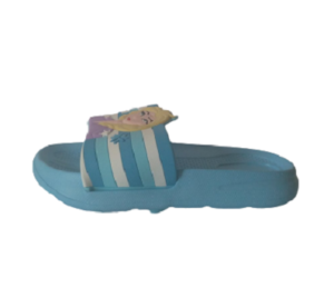 frozen slippers blue