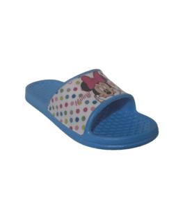 minnie slippers blue 2