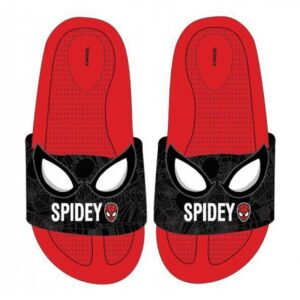 spiderman boys slippers
